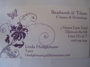Beadwork @ Tilton