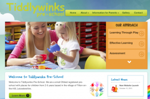 Tiddlywinks Home Page